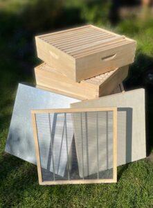 Bienenbedarf Essen - Dadant Blatt Beute